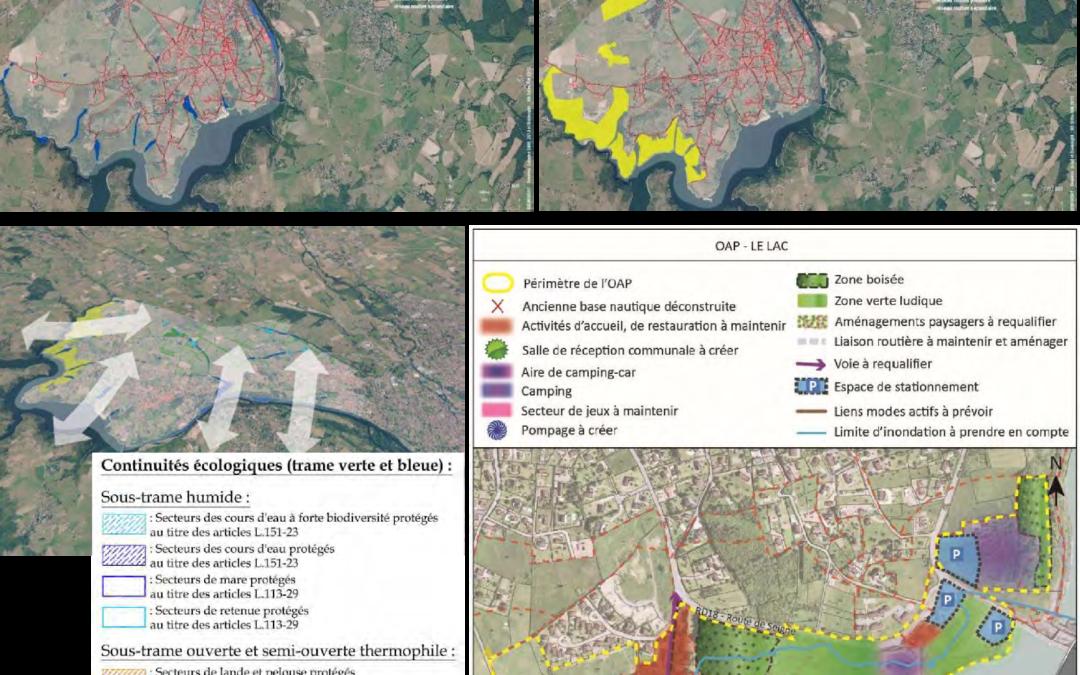 Prise en compte des enjeux environnementaux – Développement touristique – Commune de Villerest (42)