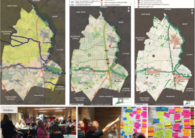 Ateliers participatifs – Commune de Chambaron-sur-Morge (63)