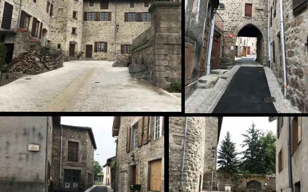 Aménagement du centre-bourg – Saint-Pal-de-Chalencon(43)