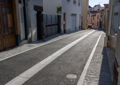 Restructuration de la Rue Saint-Anne – Commune de Châtel-Guyon (63)
