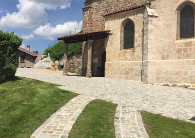 Aménagement du centre- bourg – La Tourette (42)