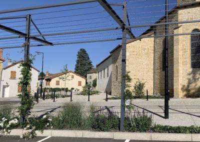 Aménagement du centre- bourg – Saint-Nizier-sous-Charlieu (42)