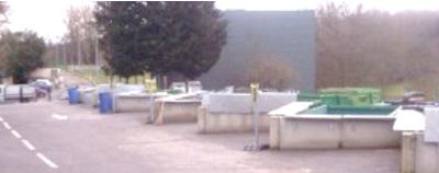 Requalification et extension de la déchetterie intercommunale – Bourg de Thizy (69)