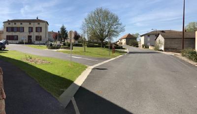 Aménagement du Centre-Bourg – Urbise(42)