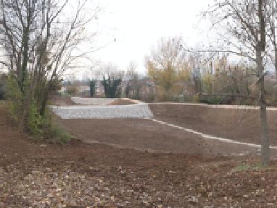 Création d'un bassin de rétention de 3 500 m3 sur le secteur du Planil sur la commune de Saint-Laurent-d'Agny (69)