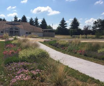 Requalification d'entrée de bourg, espaces publics – Commelle-Vernay (42)