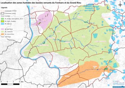 Une nouvelle mission d'élaboration de plans de gestion zones humides et ripisylve pour Réalités Environnement