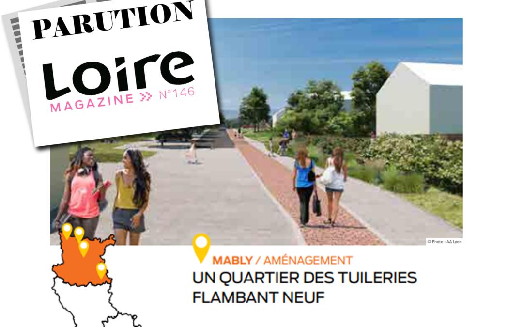 Parution Loire Magazine 146