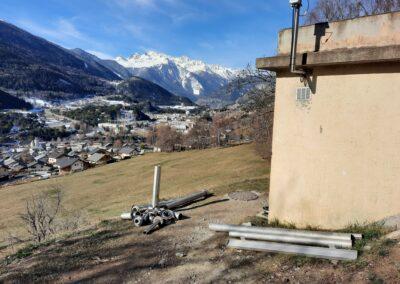 De l'eau pour le chantier Lyon Turin – Avrieux (73)